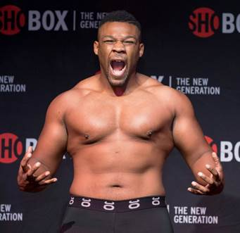 Big Baby Miller fights Friday against Fred Kassi