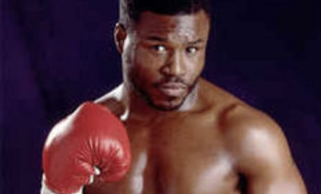 Meldrick Taylor Was Once Young And Beautiful Ny Fights