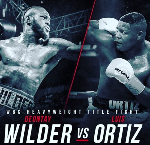 Luis Ortiz Aiming For March 3 Wilder Fight Re-Set