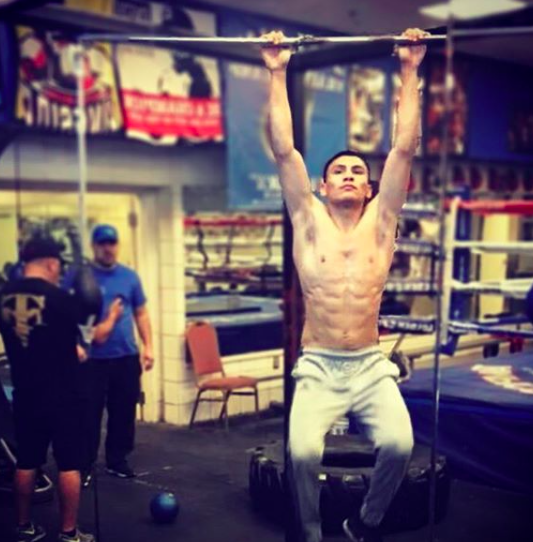 Vergil Ortiz Jr is a fighter in the Golden Boy stable who almost definitely will break out big in 2019. Put this boxer on your watch list now!