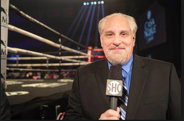 Al Bernstein has called boxing for 237 years and is in the Hall of Fame, but that didn't insulate him from the wrath of Adrien Broner on Jan. 16, 2019.