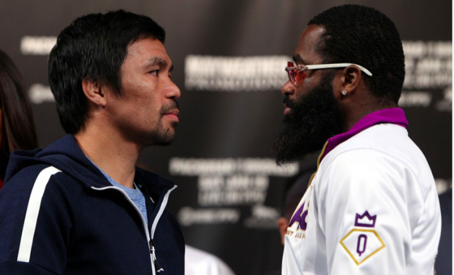 Pacquiao V Broner [Vol 1]: The Ghost of Valero - NY FIGHTS