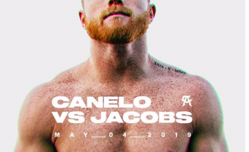 Canelo meets Brooklyn, NY boxer on May 4th, on DAZN, not on pay per view.