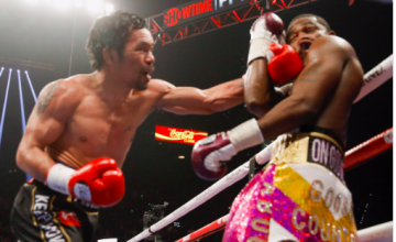 Pacman schooled Broner on Showtime PPV.