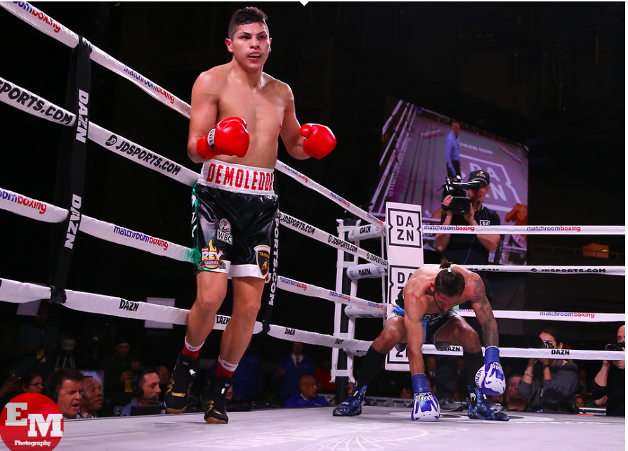 Pablo Cano is now in line to get a quite meaningful and financially rewarding fight after he downed Jorge Linares.