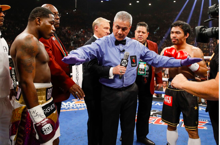 Adrien Broner took on Manny Pacquiao on Saturday, Jan. 19th in Las Vegas.