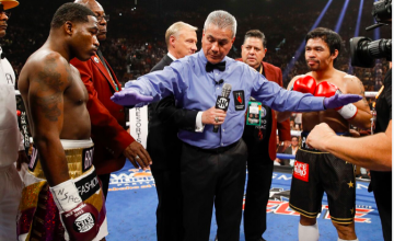 Adrien Broner was the younger but not better man on Jan. 19 against Manny Pacquiao.
