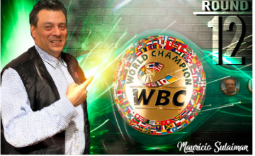 Mauricio Sulaiman heads up the WBC.