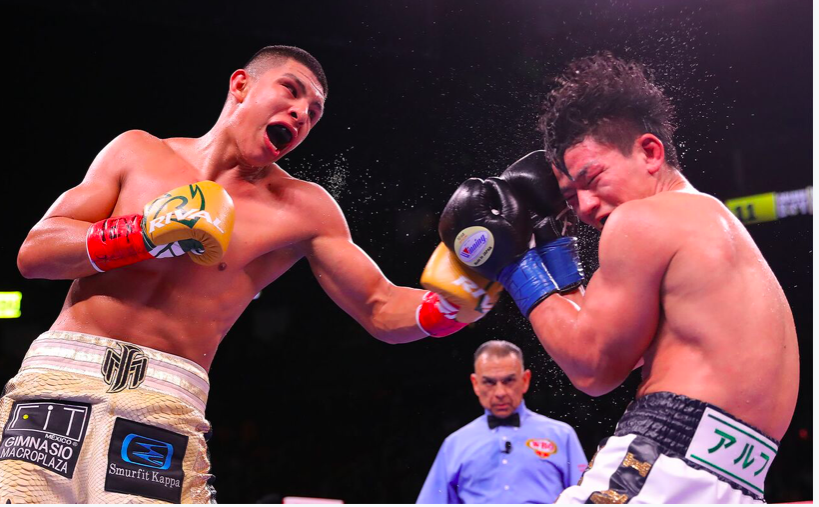 Munguia-Inoue was a solid bout.