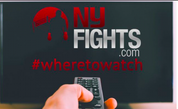 NYFights offers a What To Watch guide for boxing fans.