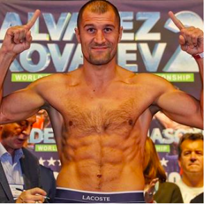 Sergey Kovalev was once a feared terminator but have his parts gone obsolete.
