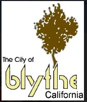 Did Gabe find the Blythe, CA logo on a GeoCities site?