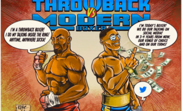 The Throwback vs The Modern Boxer...who is better, and why?