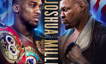"""Anthony Joshua fight Jarrell """"Big Baby"""" Miller June 1 and we asked pundits who'll prevail."""