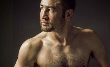 Chris Van Heerden is looking to bounce back after the death of his father.