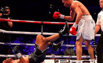 Eubank Jr won a career definer on Feb. 23 over DeGale.