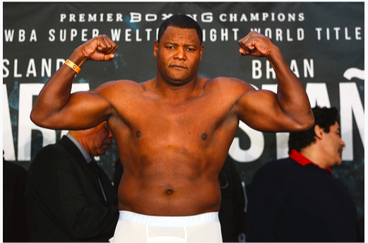 Cuban born Luis Ortiz fights Christian Hammer, the underdog, on March 2, 2019 at Barclays Center.