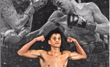 Brandon Figueroa is 18-0 and takes questions from Abe Gonzalez on NYFights.com.