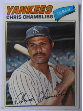 Michael Bentt as a kid in Queens fancied himself the Chris Chambliss of the neighborhood. OG Yankees fans will know what he means.