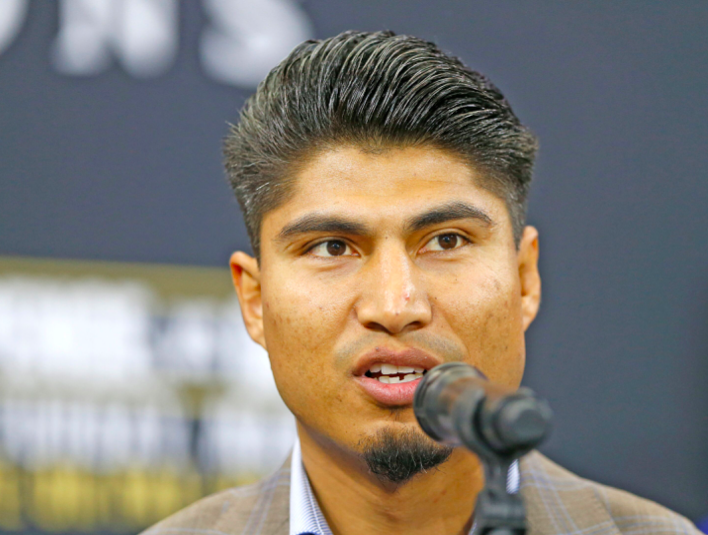 Mikey Garcia declared at the final presser that his skills will speak loudest on March 16, versus Errol Spence.
