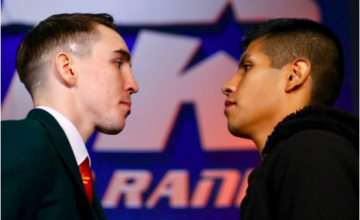 Conlan (10-0, 7 KOs) will defend his WBO Intercontinental featherweight strap against Ruben Garcia Hernandez (24-3-2, 10 KOs) on Sunday