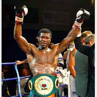 Carl Thompson came from Manchester, England and enjoyed a rock-solid pro boxing career.