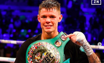 Charlie Edwards defended his WBC title March 23 in England.