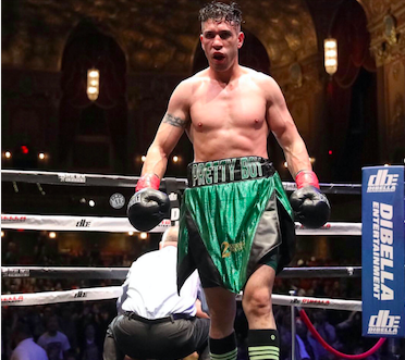 Pablo Valdez is back in the ring life after a decade away.