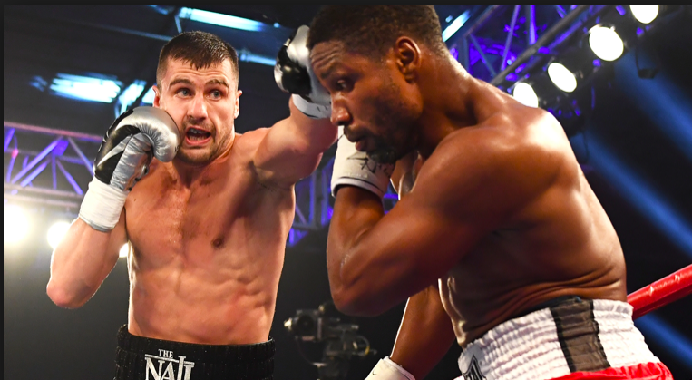 Olesandr Gvozdyk met Ngumbu in the first fight since he almost killed Adonis Stevenson.