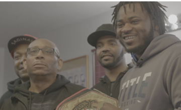 Jermaine Franklin says he's the next face of American heavyweight boxing.