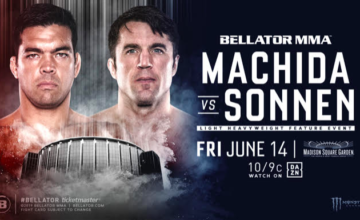 Heather Hardy fights June 14 at Madison Square Garden in an MMA contest prompted by Bellator.