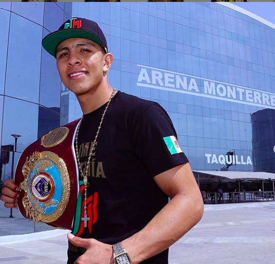 Munguia is soon to hit 160 but will do a defense at 154.