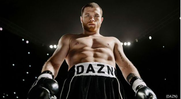 DAZN should get a nice sub pop from the May 4 Canelo vs Jacobs bout.
