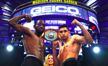 Crawford meets Khan and this will be worth a watch, and the extra, says Gatling.