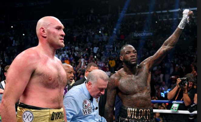 Yes, we are still hopeful we can see Wilder-Fury 2 sooner rather than later.