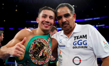 They'd been together forever, in boxing years. But all good things...On April 24, Golovkin announced he'd parted ways with Abel Sanchez.