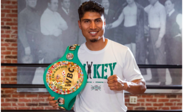 Mikey Garcia will not defend the WBC lightweight title and thus that strap will go up for grabs.