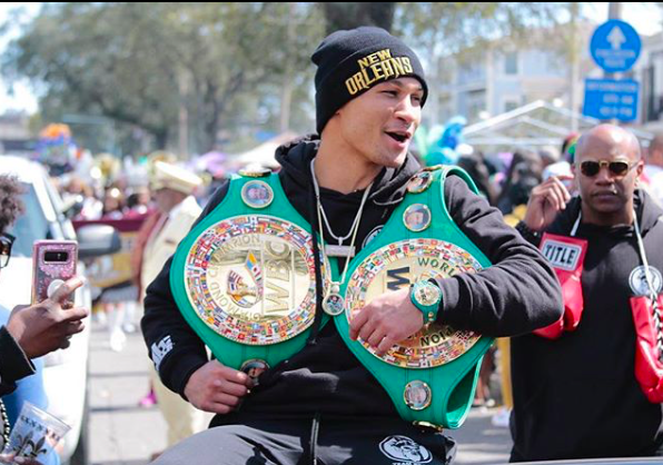 Prograis is one of American boxings' top stars.