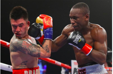 Yves Ulysse got the W in a Thursday night battle with Steve Claggett.