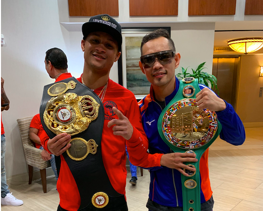 Prograis and Donaire both impressed in Louisiana on Saturday night, and moved on in the WBSS tourney.