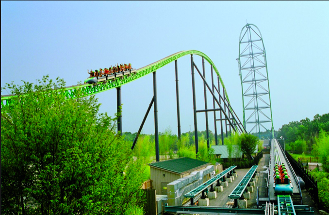 """The longer the line, the better the roller-coaster must be. We needs more """"Kingda Kas."""""""