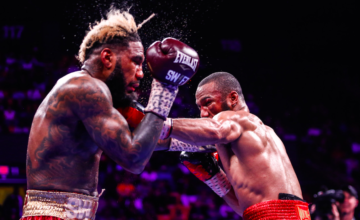 J-Rock had the skills and the game plan to snag those 154 crowns from Hurd. J-Rock, and boxing fans, won the weekend, off that effort.