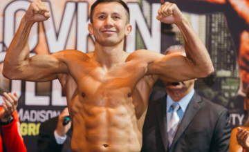 "Gennadiy Golovkin informed the world it isn't spelled ""Gennady"" anymore."