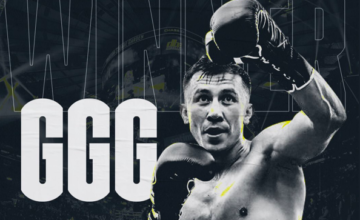 GGG stopped Steve Rolls at Madison Square Garden.