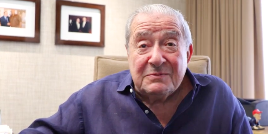 Bob Arum says something wasn't right with Joshua when AJ fought Andy Ruiz.