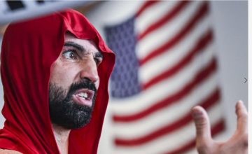 Malignaggi came out of retirement to give the bare knuckle game a shot.