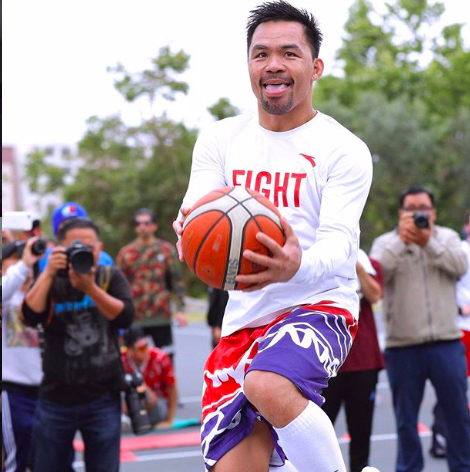 Manny Pacquiao is 40...will he look his age July 20 vs Keith Thurman?