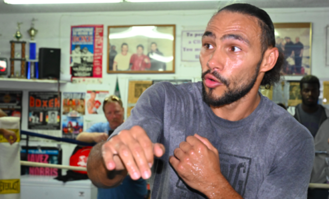 Thurman predicts he will stop Pacman on July 20.