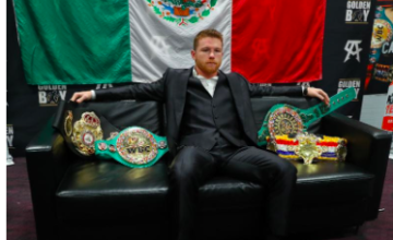 On July 10, 2019, Canelo learned he won the ESPY as Best Boxer.