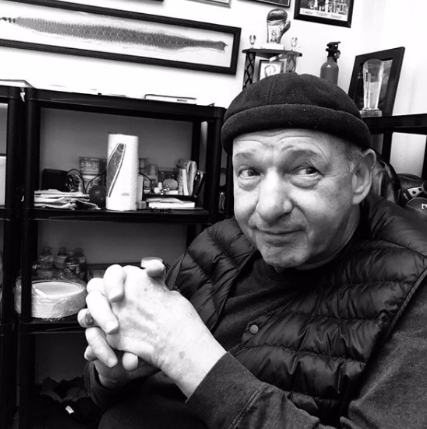 Bruce Silverglade has been bossman at Gleason's Gym, in Brooklyn, for 37 years.